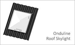 onduvilla roof skylight
