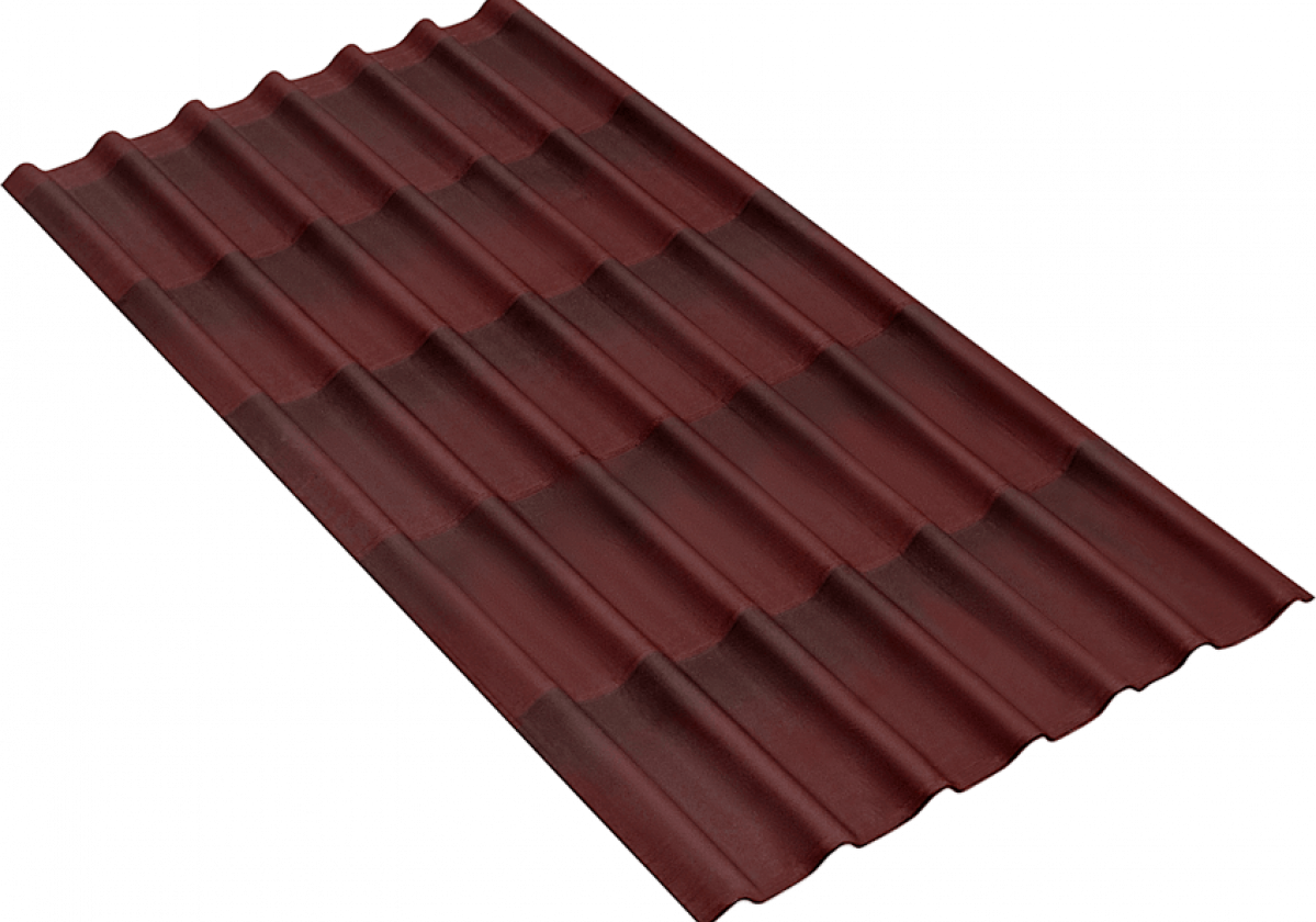 Onduline TIle Red packshot visual
