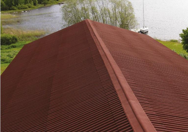 Onduline Classic roof